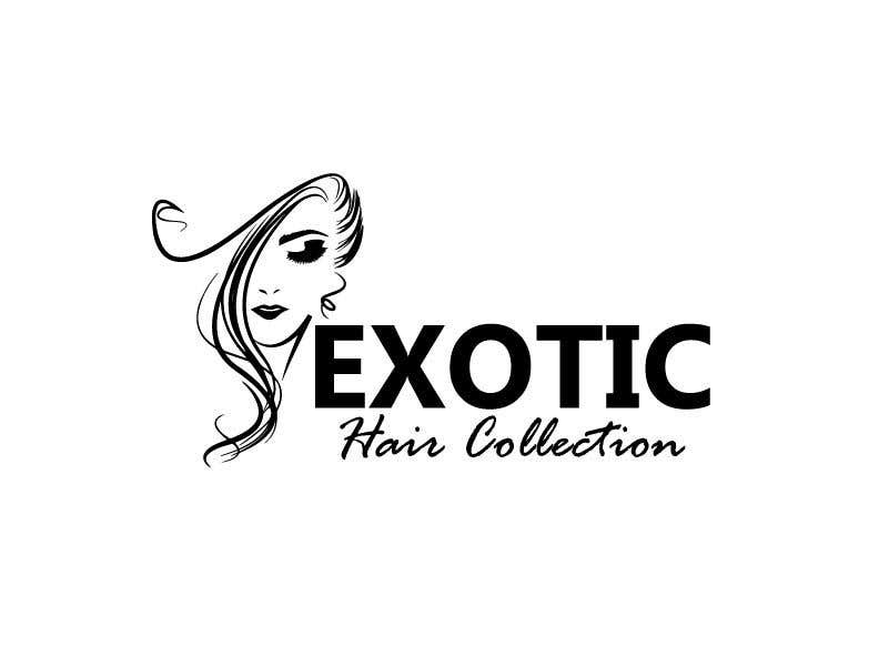 Contest Entry #                                        49                                      for                                         Create a logo for a hair extension company