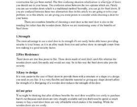 Nro 24 kilpailuun Write blog content for given topics käyttäjältä indranilroy2003