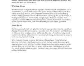 Nro 32 kilpailuun Write blog content for given topics käyttäjältä pawlaxcassiraga