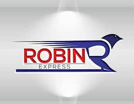 #51 for Robin Express logo by morshedalam1796