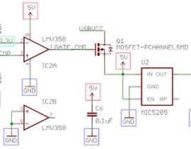 #4 para Design a schematic for a humidifer circuit por hussainmuzammal4