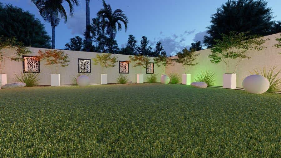 Penyertaan Peraduan #                                        11                                      untuk                                         3D landscape yard design