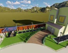 #38 untuk 3D landscape yard design oleh ImtiazNasim13