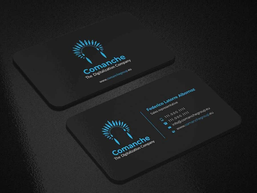 Contest Entry #                                        5                                      for                                         Awesome, professional Business card