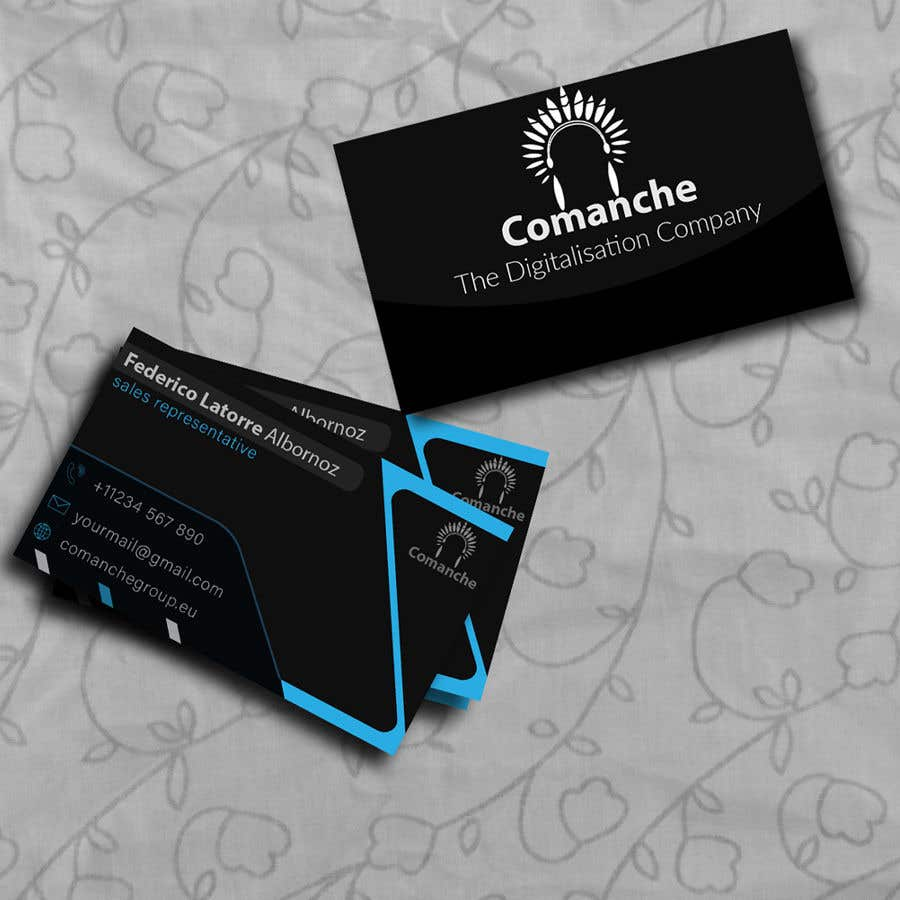 Contest Entry #                                        136                                      for                                         Awesome, professional Business card