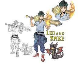 Nro 31 kilpailuun Create anime characters from a book my son has written käyttäjältä berragzakariae