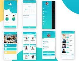 nº 3 pour Need a simple Research/Medical App par zobimemon
