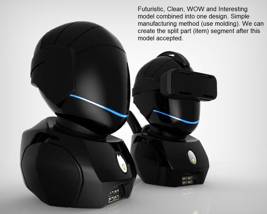 Kilpailutyö #                                        29                                      kilpailussa                                         Concept CAD/Sketch for a New Innovative Product
