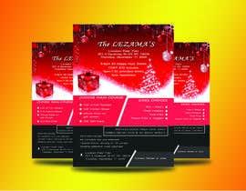 #36 for 2020 Christmas Flyer by Abubakkar02