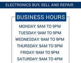 shamimayeasmin88 tarafından I need vector for my business hours için no 20