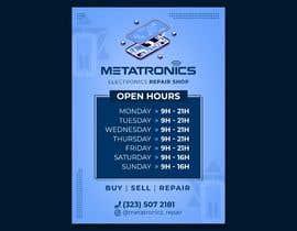 brunogiollo tarafından I need vector for my business hours için no 22