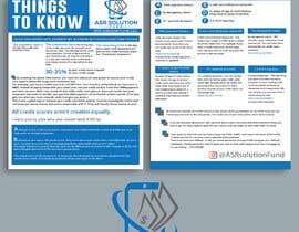 #85 for Create a pdf flyer by khaledparvez123