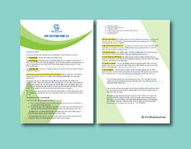 #81 for Create a pdf flyer by designconcept86