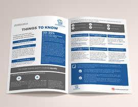 #89 for Create a pdf flyer by abid4design