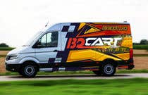 Graphic Design Contest Entry #115 for Design a RACING STYLE wrap for our new VW Crafter van