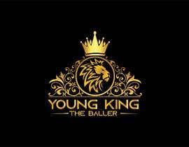"#18 untuk Logo for ""Young King the Baller"" oleh galib2611"