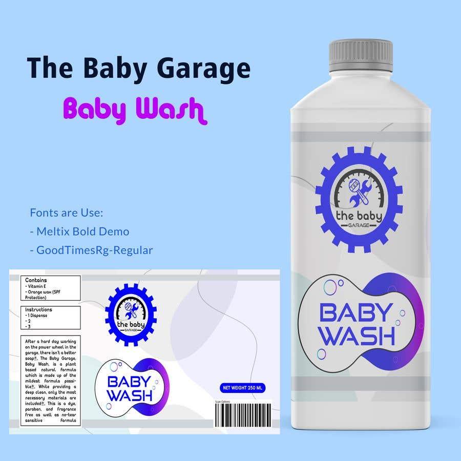 Kilpailutyö #                                        124                                      kilpailussa                                         Label Creation for Bottles