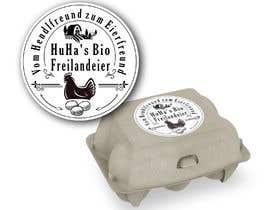 #16 untuk Label Design for egg carton oleh zmdes