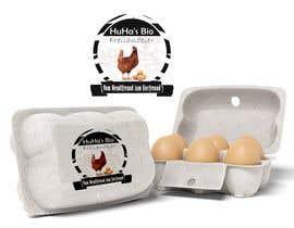 #43 untuk Label Design for egg carton oleh MZarin