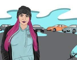 #29 para Picture design, Cut out a person of a picture, paste in the other picture and make it look like a cartoon. por mona080