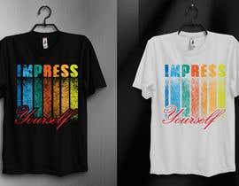 #55 for Butuh Desain T-shirt tulisan Quotes dengan konsep Urban af kamrunfreelance8