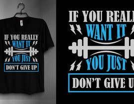 #57 for Butuh Desain T-shirt tulisan Quotes dengan konsep Urban af kamrunfreelance8