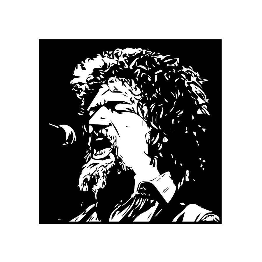Penyertaan Peraduan #                                        42                                      untuk                                         Looking to turn an image into black and white stencil