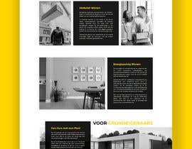 #25 for Web design for single page website by gonalegen