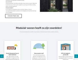 #41 for Web design for single page website by grandpaa