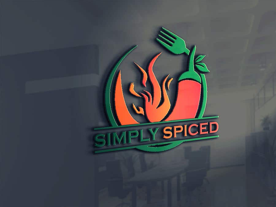 Konkurrenceindlæg #                                        61                                      for                                         Logo for Restaurant Catering Spice Company