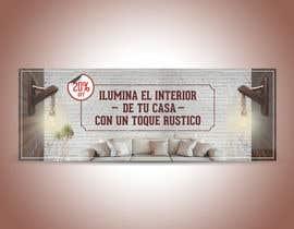 #217 untuk Banner Rustic oleh migueldaconceica