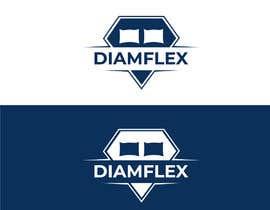 #17 untuk Logo for mattress company - Diamflex oleh RessRajuA