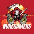 """Graphic Design Entri Peraduan #12 for I need an graphic design for an GamingClan image, the Clan Name is Called: """"NukeGamers"""