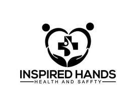 "Nro 185 kilpailuun Logo design for Health and Safety training certification business called ""Inspired Hands Health and Safety"" käyttäjältä ab9279595"