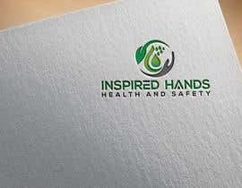 "#219 for Logo design for Health and Safety training certification business called ""Inspired Hands Health and Safety"" by golamhossain884"