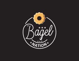 #163 for Design a logo for a new bagel shop by Tituaslam