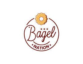 #166 for Design a logo for a new bagel shop by Tituaslam