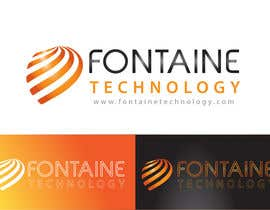 nº 39 pour Logo Design for Fontaine Technology par inspirativ