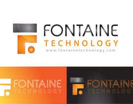 #42 for Logo Design for Fontaine Technology by inspirativ