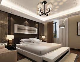 #21 for Hotel Room 3D Rendering by lebzanacer