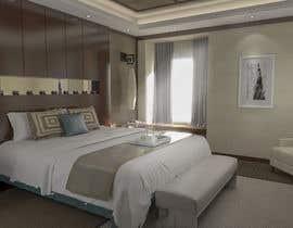 MHHF tarafından Hotel Room 3D Rendering için no 89
