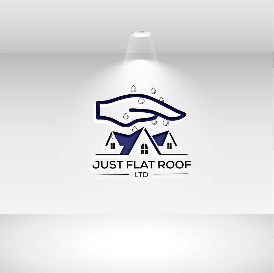Konkurrenceindlæg #                                        156                                      for                                         Logo for roofing company