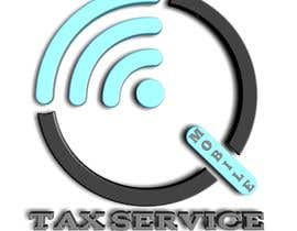 Musthakh tarafından I need a logo and graphics redesigned for business card. Q Mobile tax service. Information is attached. Need a more cleaner  look. için no 37