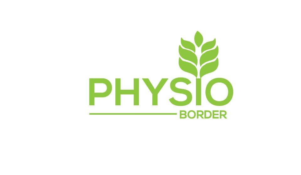 "Kilpailutyö #                                        480                                      kilpailussa                                         Design a logo for ""Border Physio"""