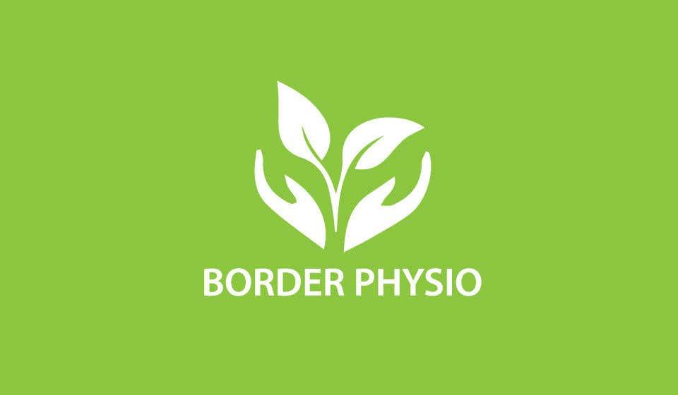 """Inscrição nº                                         325                                      do Concurso para                                         Design a logo for """"Border Physio"""""""