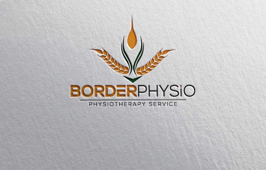 """Penyertaan Peraduan #                                        492                                      untuk                                         Design a logo for """"Border Physio"""""""