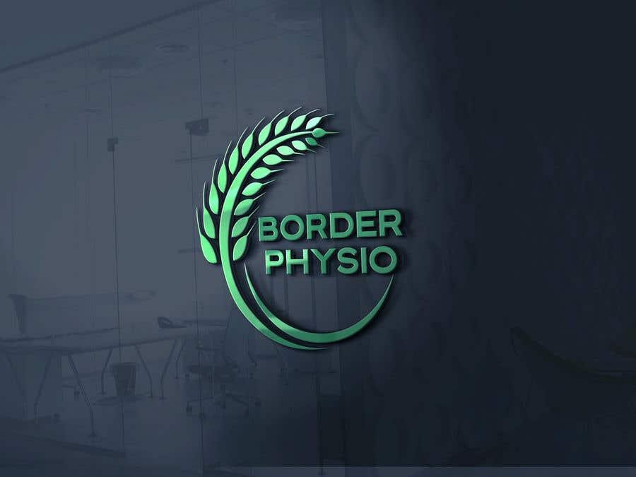 """Inscrição nº                                         542                                      do Concurso para                                         Design a logo for """"Border Physio"""""""