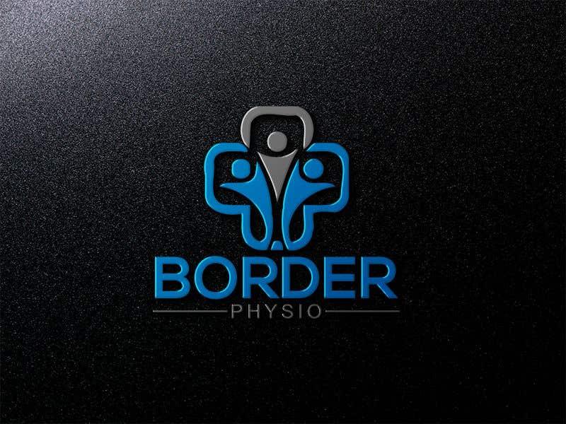 """Penyertaan Peraduan #                                        237                                      untuk                                         Design a logo for """"Border Physio"""""""