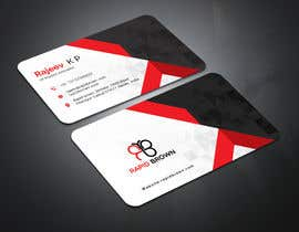 #42 para Require a Business card ,  letter head and envelope  for my company named Rapid brown, por Nayefhaque