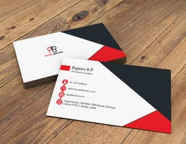 #87 para Require a Business card ,  letter head and envelope  for my company named Rapid brown, por fahadhossan2020